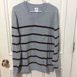 Men's Gap V Neck Sweater